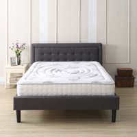 Modern Sleep Decker Hybrid Memory Foam and Innerspring 10.5-Inch Mattress, Multiple Sizes
