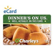 O'Charley's $25 Gift Card (email Delivery)