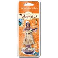 Bahama & Co. Hula Girl, Oahu Island Splash