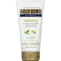 GOLD BOND® Ultimate Restoring with Green Tea & Vitamin C Cream 4.5oz