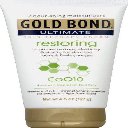 GOLD BOND® Ultimate Restoring with Green Tea & Vitamin C Cream 4.5oz - Normal Skin Green Tea