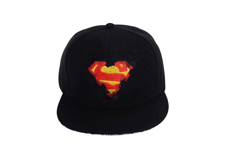 ce73a4299b8cf ... wholesale snapback hat super hero superman baseball caps adjustable hip  hop hat d7cca a8bf9