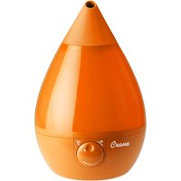 Crane Ultrasonic Cool Mist Humidifier, Orange