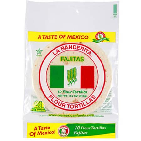 La Banderita Flour 6
