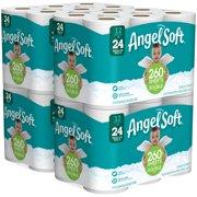 Angel Soft Toilet Paper, 48 Double Rolls