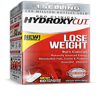 Hydroxycut Pro Clinical Metabolism Booster Diet Dietary Supplement Pills, 60 Ct