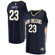 Anthony Davis New Orleans Pelicans Fanatics Branded Youth Fast Break  Replica Jersey Navy - Icon Edition 968008362