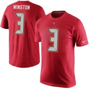 d87b5e92b Jameis Winston Tampa Bay Buccaneers Nike Player Pride Name   Number T-Shirt  - Red