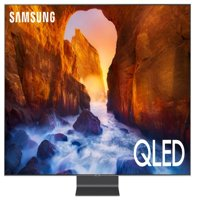"SAMSUNG 65"" Class 4K Ultra HD (2160P) HDR Smart QLED TV QN65Q90RAFXZA (2019 Model)"