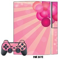 Mightyskins Protective Skin Decal Cover Sticker for Playstation 3 Console + two PS3 Controllers - All About The Benjamins
