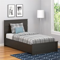 Mainstays Westlake Twin Bed, Multiple Colors