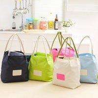 Moderna Portable Lunch Box Bag Travel Picnic Food Storage Handbag Shopping Tote