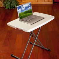 "Lifetime 30"" Personal Folding Table, Almond"