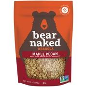 (2 Pack) Bear Naked Pure & Natural Granola, Maple Pecan, 12 Oz