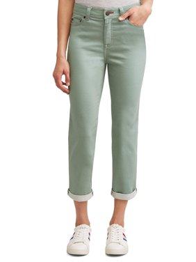 Maddy Straight Leg Jean Women's (Thyme)