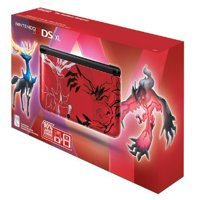Nintendo 3DS XL - Pokemon Limited Edition - handheld game console - red