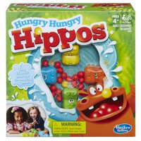 Hungry Hungry Hippos, by Hasbro
