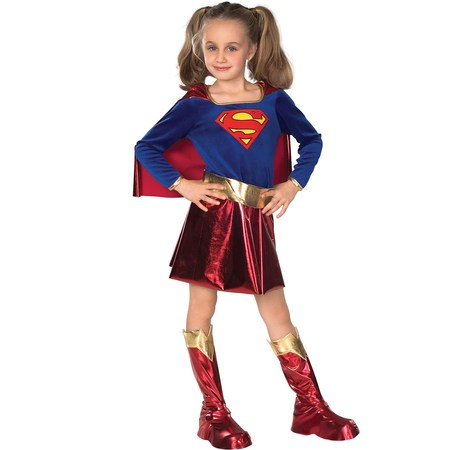DC SuperHero Katana Deluxe Girl's Costume](Superhero Female Costume)