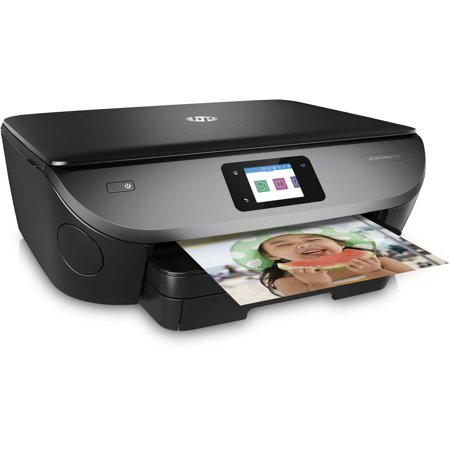 HP ENVY Photo 7155 All-in-One Inkjet Printer (Genuine Hp Color Inkjet)