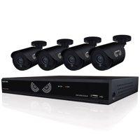 Night Owl 8-Channel Security Camera System, 720P AHD DVR, 4 indoor/outdoor HD 720p bullet cameras (Model WM-8HD10L-4720)