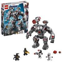 LEGO Marvel Avengers Super Heroes War Machine Buster 76124