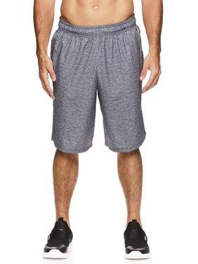 Men's Woven Polyspan Basketball Shorts