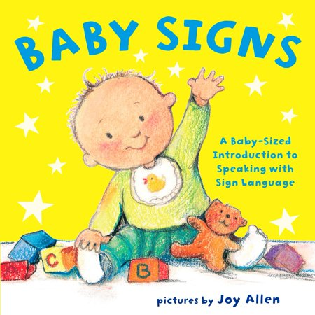Baby Signs A Baby Sized Introduction to (Board - Halloween Books For Toddlers Online