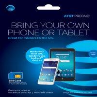 AT&T PREPAID SIM Starter Kit