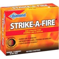 Diamond® Strike-A-Fire® Fire Starters 48 ct Box