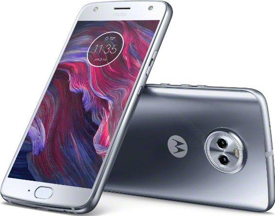 Motorola Moto X4 32GB Unlocked Smartphone, Sterling