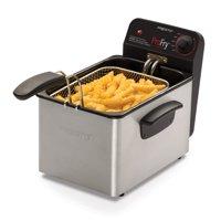 Presto 05461 Stainless Steel ProFry™ immersion element deep fryer