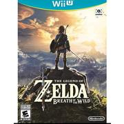 The Legend of Zelda: Breath of the Wild, Nintendo, Nintendo Wii U, 045496904159
