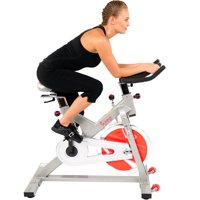 Sunny Health & Fitness SF-B1110S Indoor Cycling Exercise Bike with 44 lb. Flywheel
