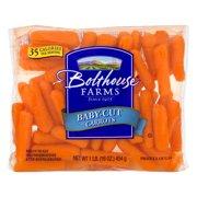 Bolthouse Farms Peeled Baby Cut Carrots, 1 lb Bag
