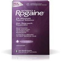 Rogaine Women's Unscented 2 oz