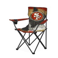 NFL San Francisco 49ers Tween Camp Chair