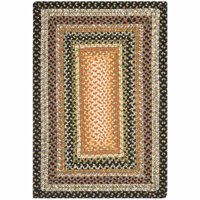 Safavieh Braided Mark Bordered Area Rug or Runner
