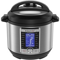 Instant Pot Ultra 6 Qt 10-in-1 Multi-Use Programmable Pressure Cooker, Slow Cooker, Rice Cooker, Yogurt Maker, Cake Maker, Egg Cooker, Saute, Steamer, Warmer, and Sterilizer