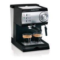Hamilton Beach Espresso Maker | Model# 40715