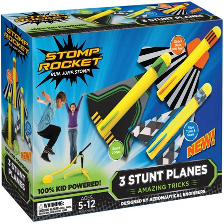 Stomp Rocket Stunt Planes, 3 - Snugpak Rocket