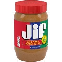 Jif Creamy Peanut Butter, 40 oz