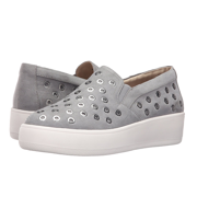dece3f8cef4079 Womens Steve Madden Belit Studded Platform Fashion Sneakers - Grey