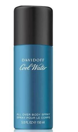 Cool Water By Davidoff All Over Body Spray 5 Oz - Mens Body Spray