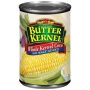 Butter Kernel No Salt Added Whole Kernel Corn, 15 oz