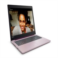 "Lenovo ideapad 330 15.6"" Laptop, Intel Core i3-8130U Dual-Core Processor, 4GB RAM, 1TB Hard Drive, Windows 10 - Plum Purple - 81DE00T1US"