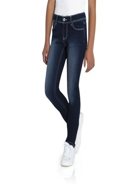 Girls' Super Soft Stretch Skinny Jeans, Regular