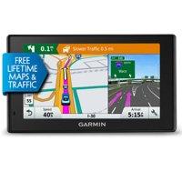 Garmin 010-01539-04 Drivesmart 5 NA LMT EX (North America) 5 Inches GPS Navigator w/ Free Lifetime Maps & Traffic Updates