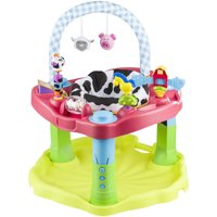 Evenflo Exersaucer Bounce & Learn Activity Center, Moovin & Groovin