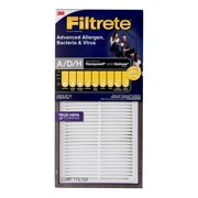 Filtrete Advanced Allergen, Bacteria & Virus True HEPA Room Air Purifier Filter, Replaces size A/D/H sizes