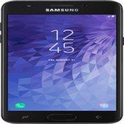 Boost Mobile Samsung J3 Achieve 16GB Prepaid Smartphone, Black